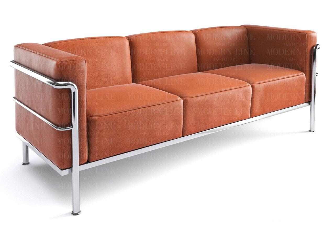 Astounding St002 Le Corbusier Style Sofa Modernlinefurniture Machost Co Dining Chair Design Ideas Machostcouk