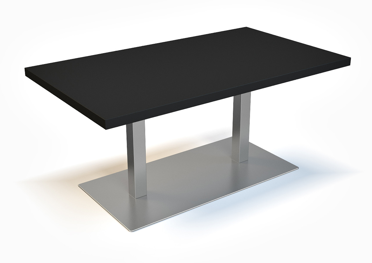 Ct 74 Modern Occasional Table Scratch Resistant Rectangular Top