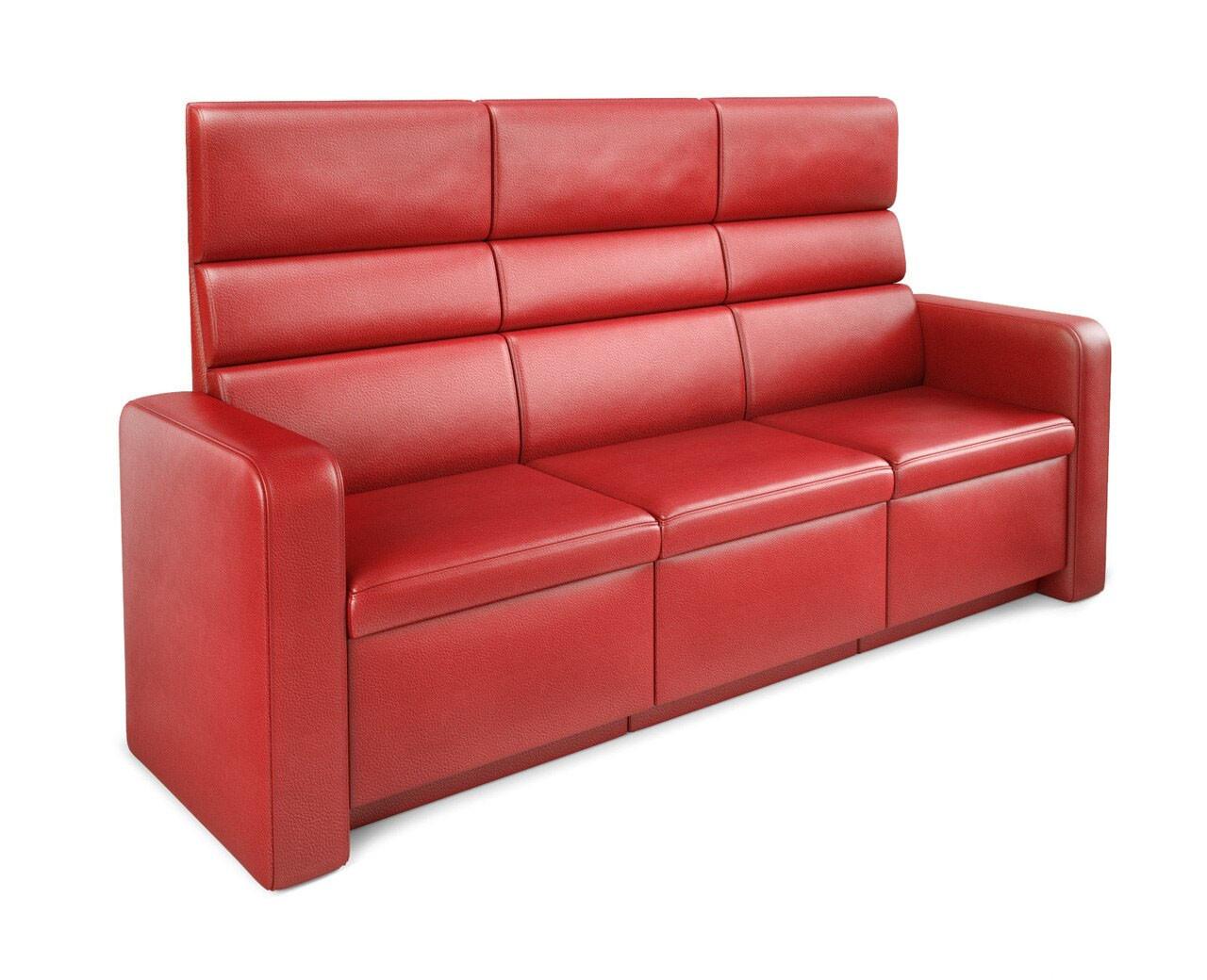 Fantastic 602 Tall Channeled Back Sofa Made In Usa Machost Co Dining Chair Design Ideas Machostcouk