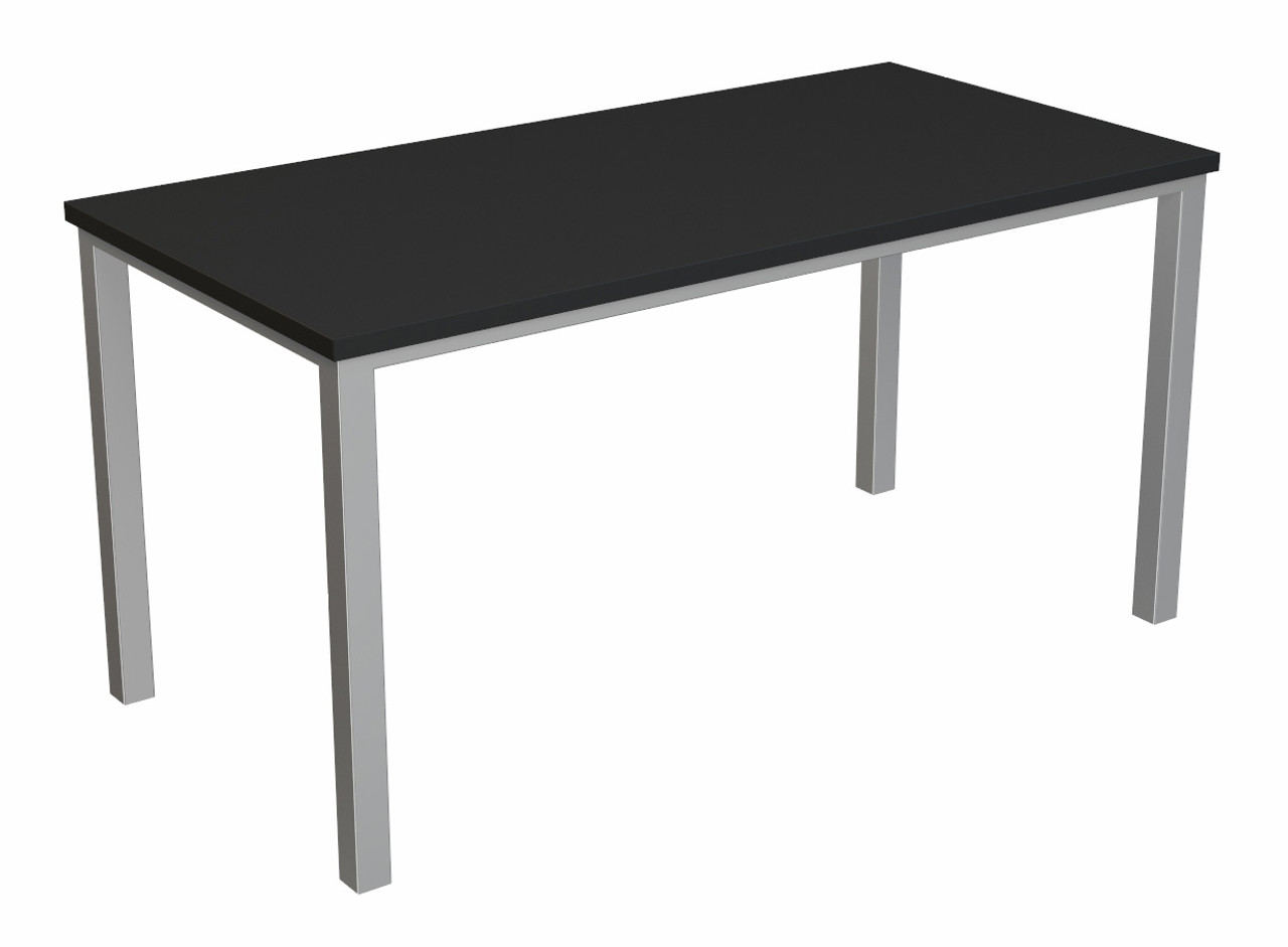 Picture of: Outdoor Ready 5 Marine Grade Starboard Table Top Fully Welded Steel Frame Made In Usa Modernlinefurniture
