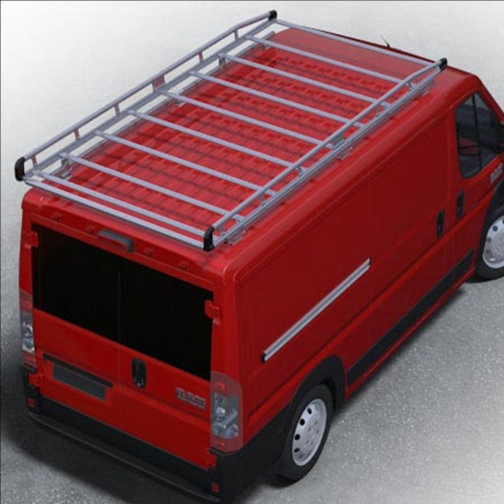 "Prime Design AR1423 Prime Design AluRack / ProMaster 159"" High Roof"