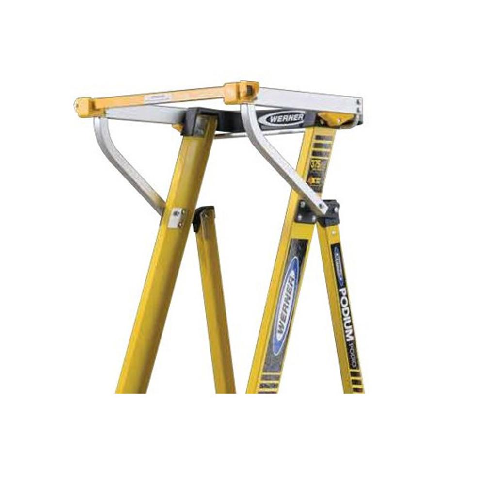 Werner AC63 Podium Ladder Gate