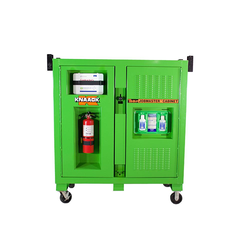 Knaack Model 139-SK-01 Safety Kage™ Cabinet, 59.4 cu ft