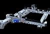 """Prime Design """"ErgoRack"""" Drop Down Ladder Rack   Ford Transit Mid & High Roof"""