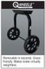 "Alum-A-Brake – ""QWheels"" Wheels for Ultima Series Aluminum Brakes"