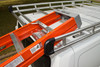 "Prime Design AR1911 Ladder Rack for Ford Transit | 148"" WB Mid-Roof"