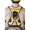Werner Blue Armor H9140 Arc Flash Harness Standard, Dielectric Pass Thru Legs