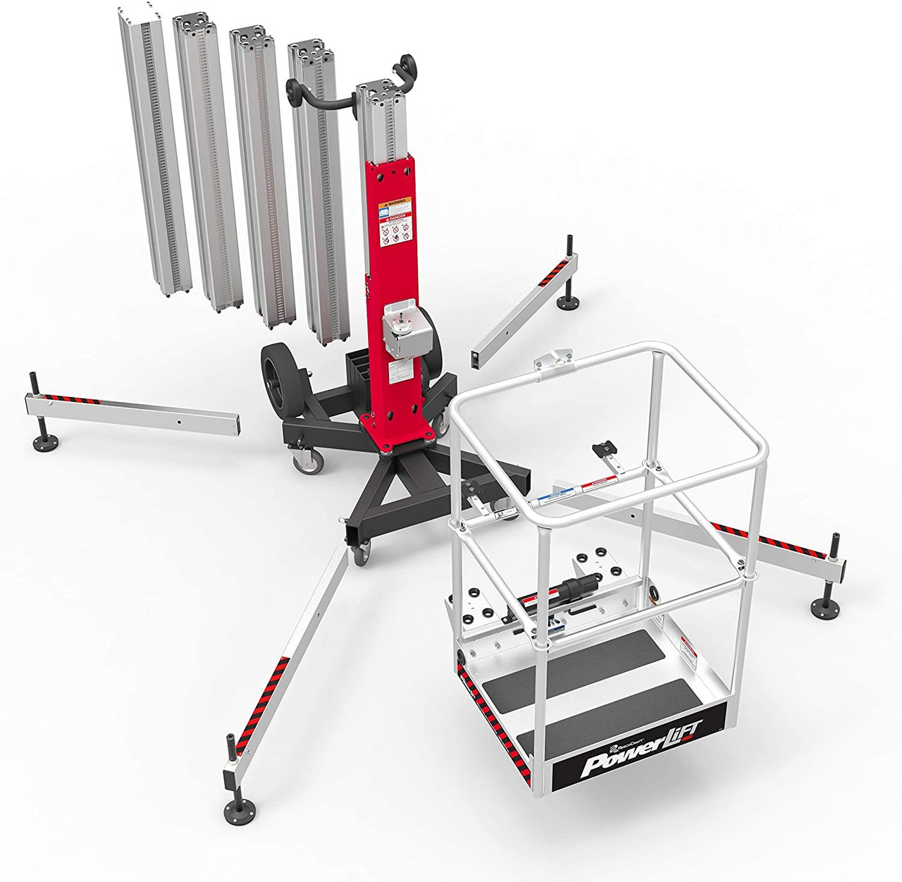 PowerLift Man Lifts - Complete Units