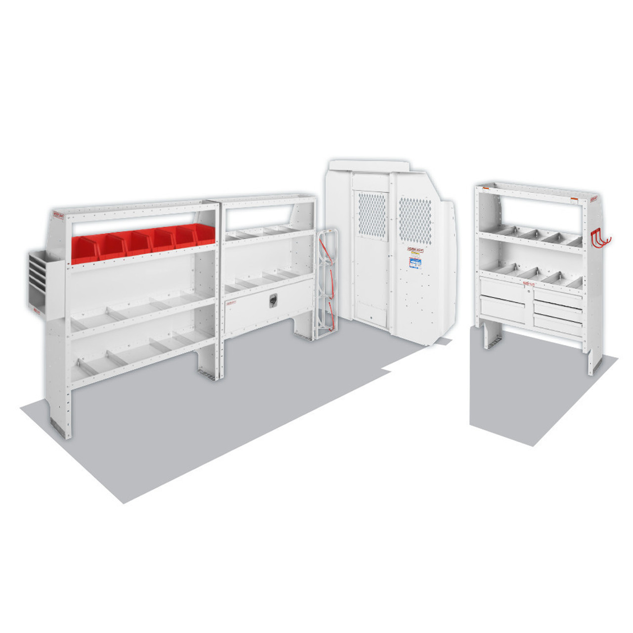 """Promaster - High Roof / 136"""" WB 