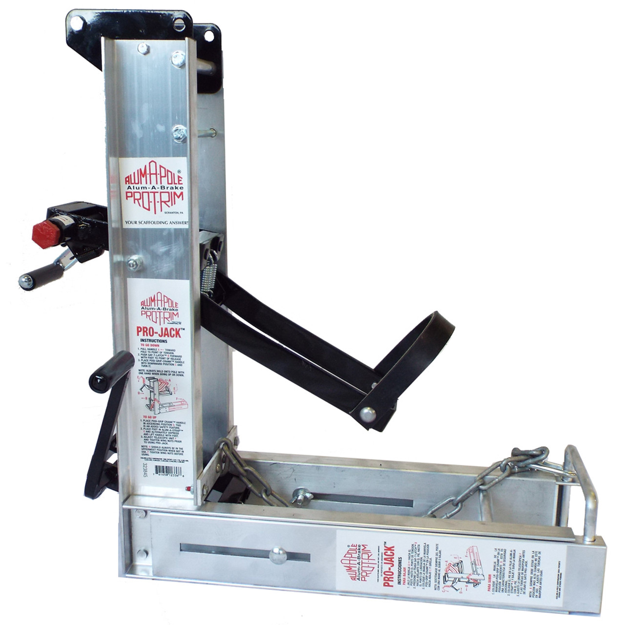 Alum-A-Pole Pump Jacks