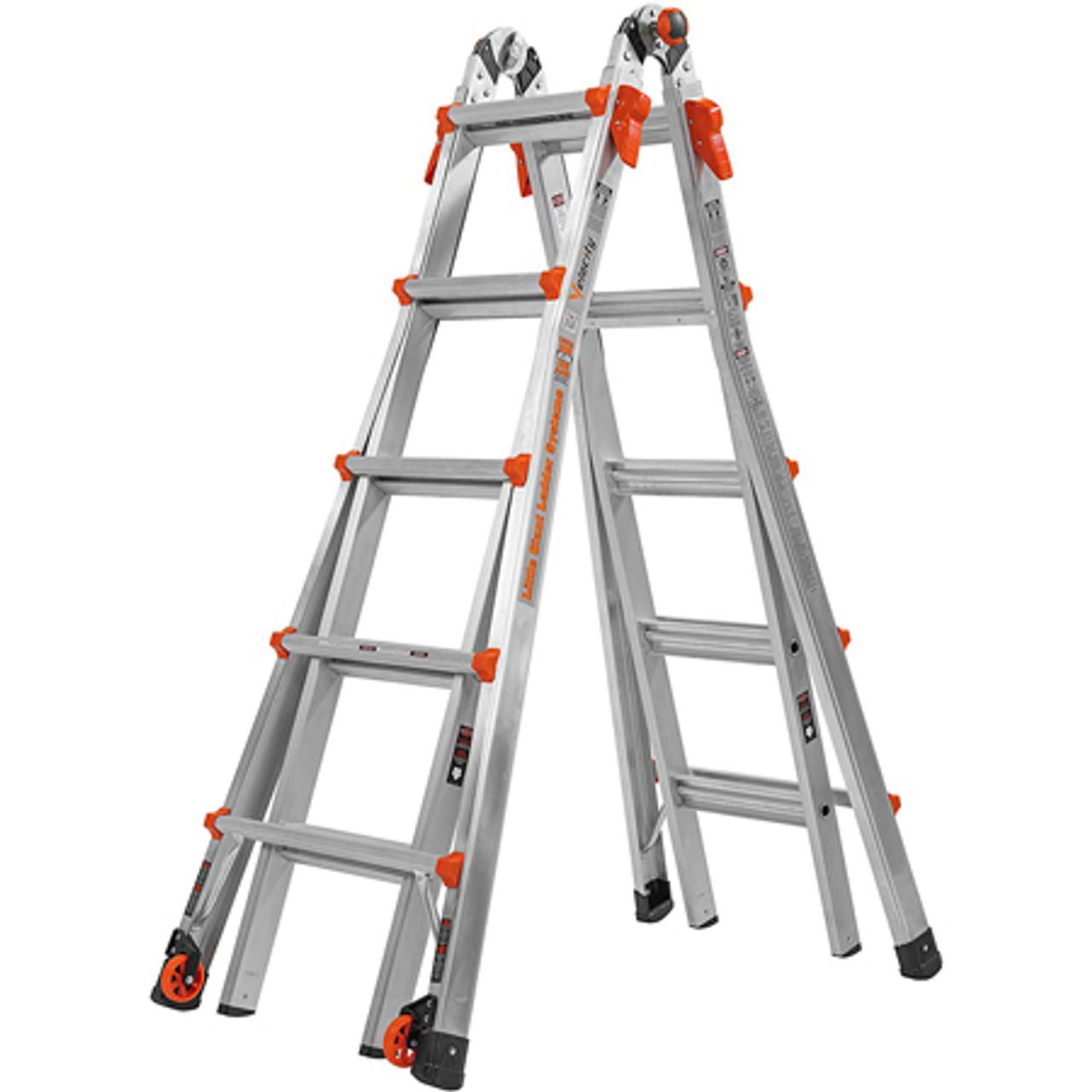 Little Giant - Multi-purpose Ladders
