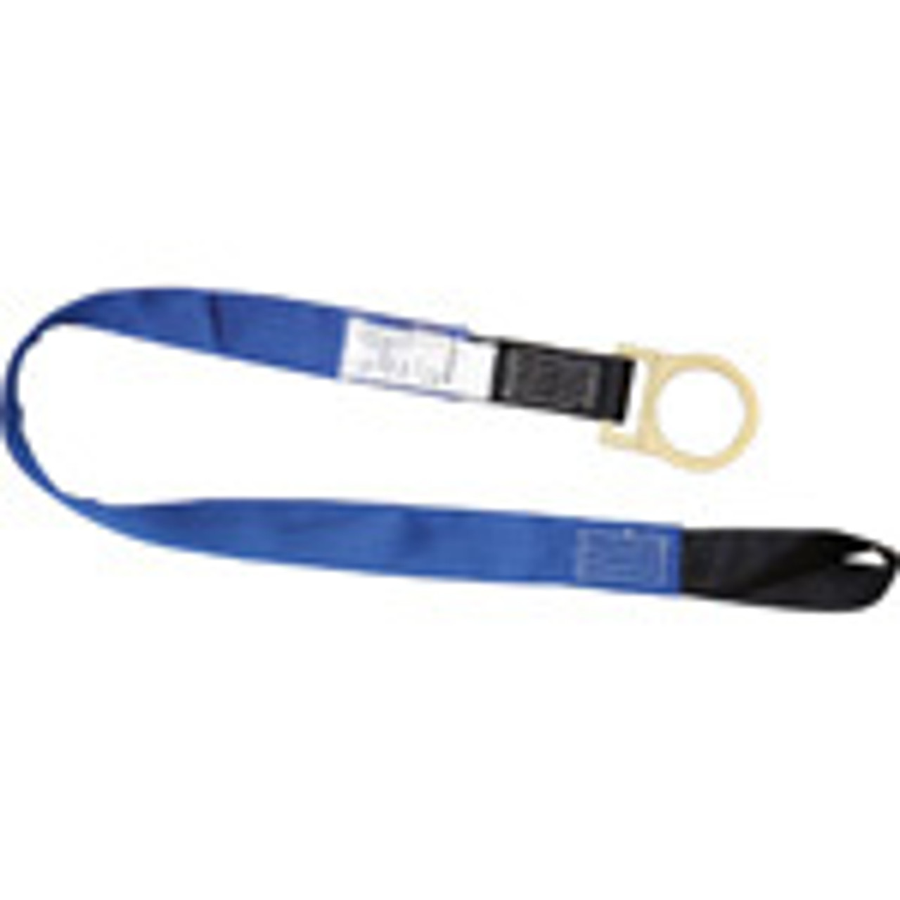 Pour-In Disposable Anchor Straps