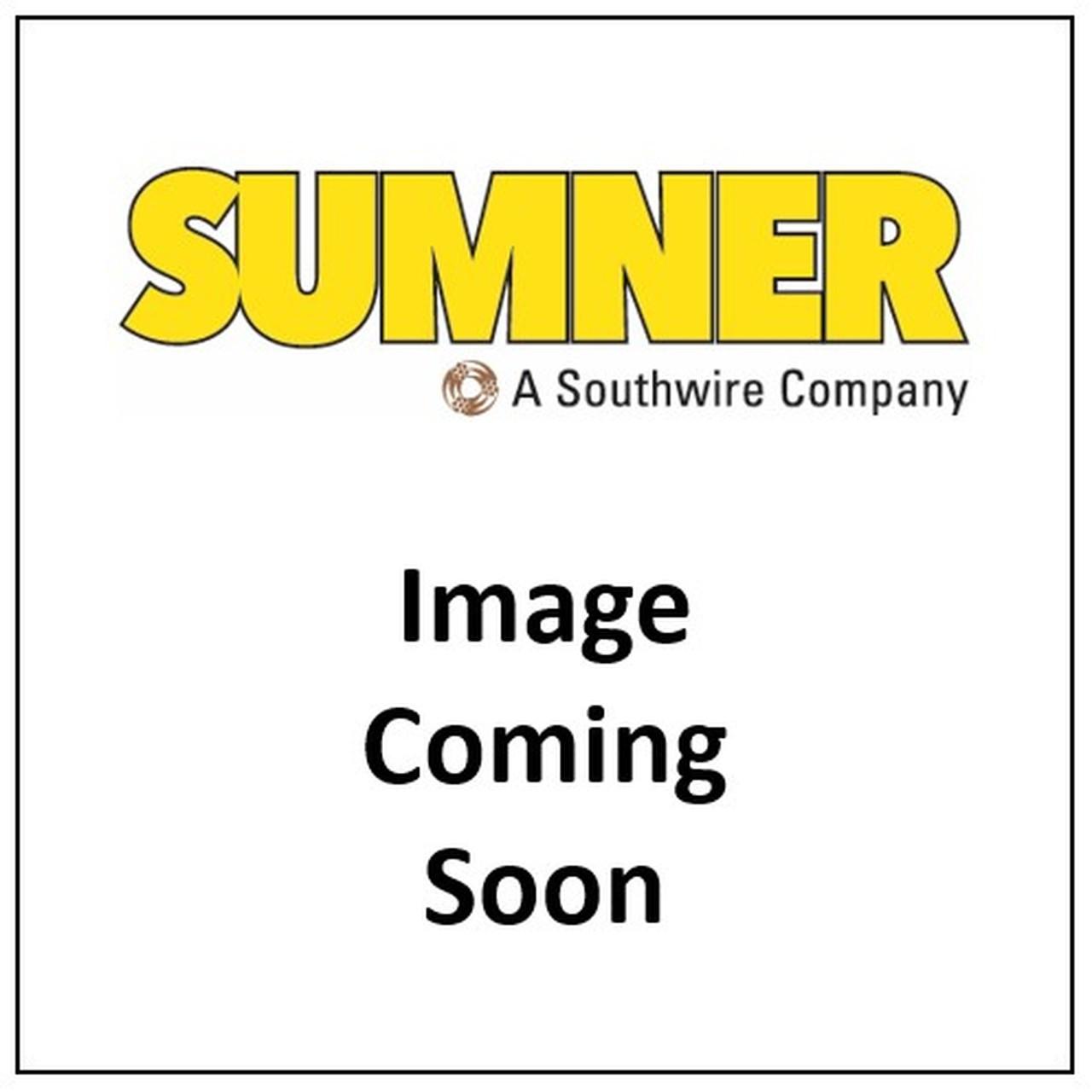 Sumner 780514 Roller Head with Steel Wheels