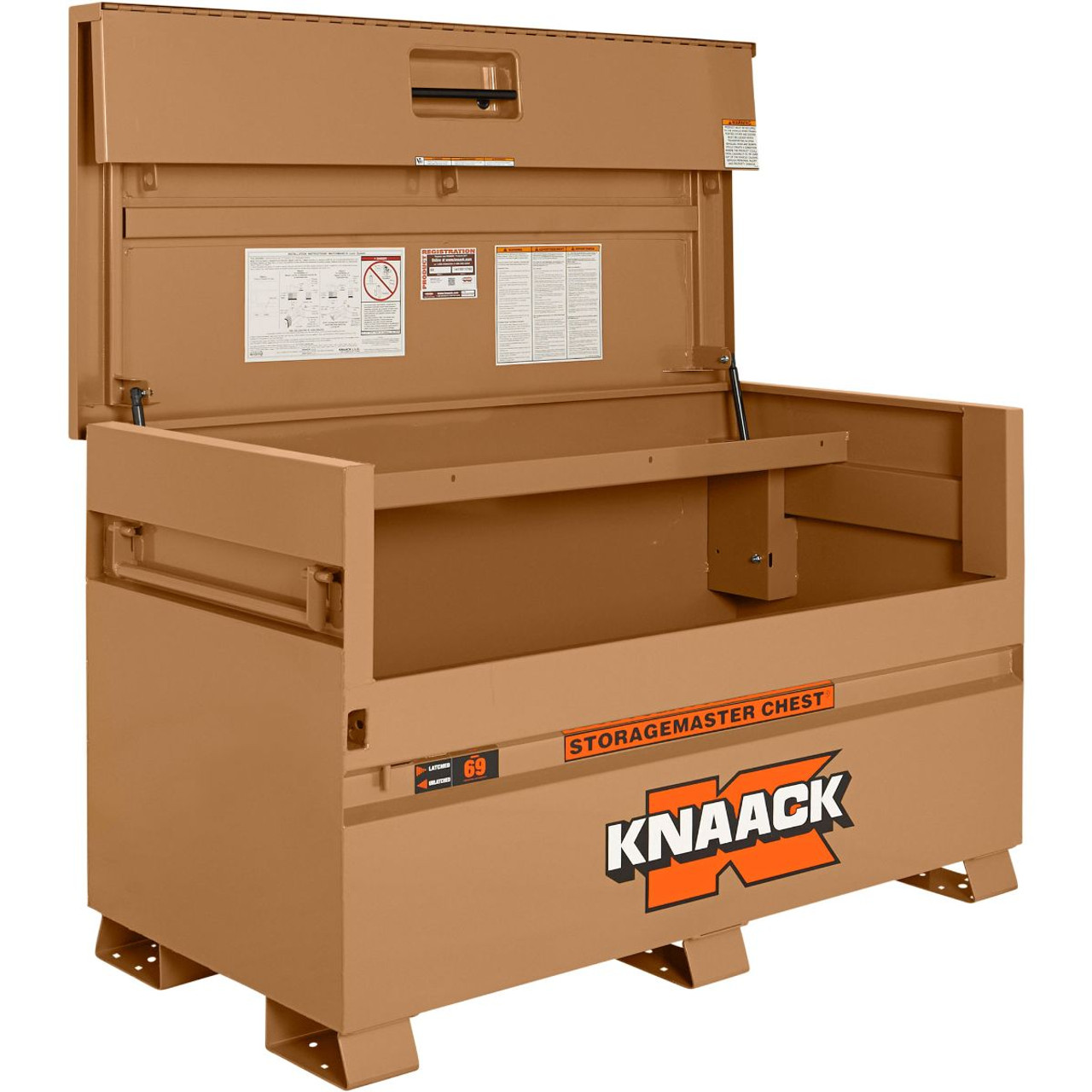 Knaack Model 69 Storagemaster Piano Box 35 3 Cu Ft