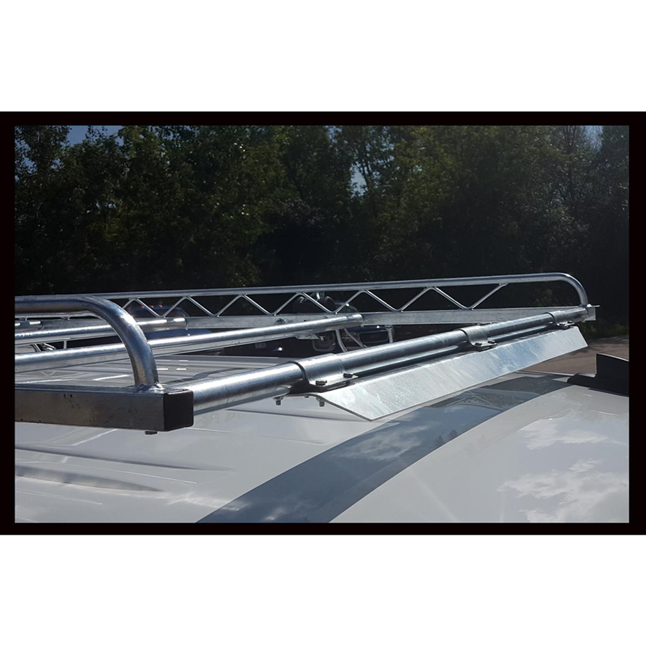 Topper 201040 Van Rack Accessory Wind Deflector Industrial Ladder Supply Co Inc