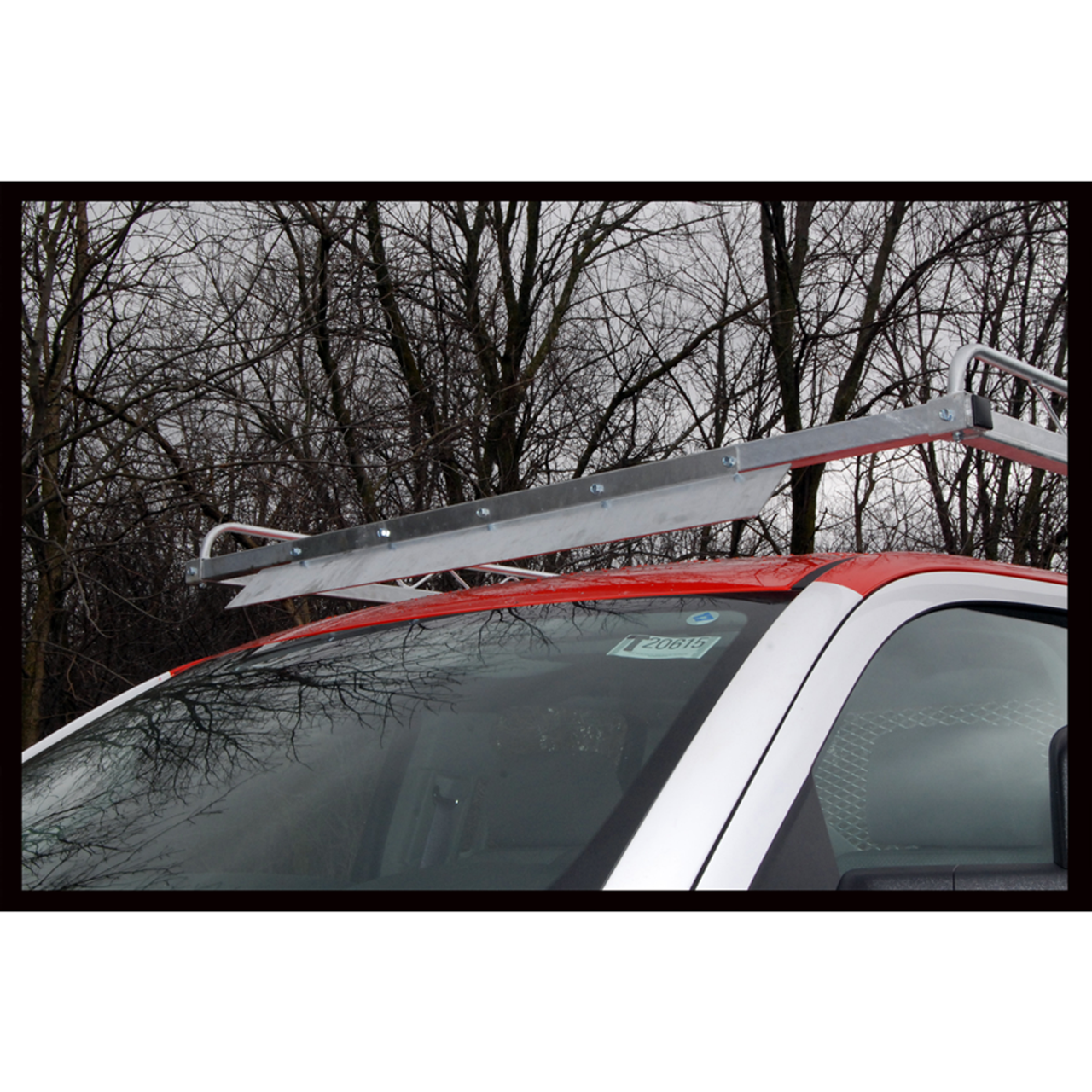 Topper 501040 Truck Rack Accessory Wind Deflector Industrial Ladder Supply Co Inc