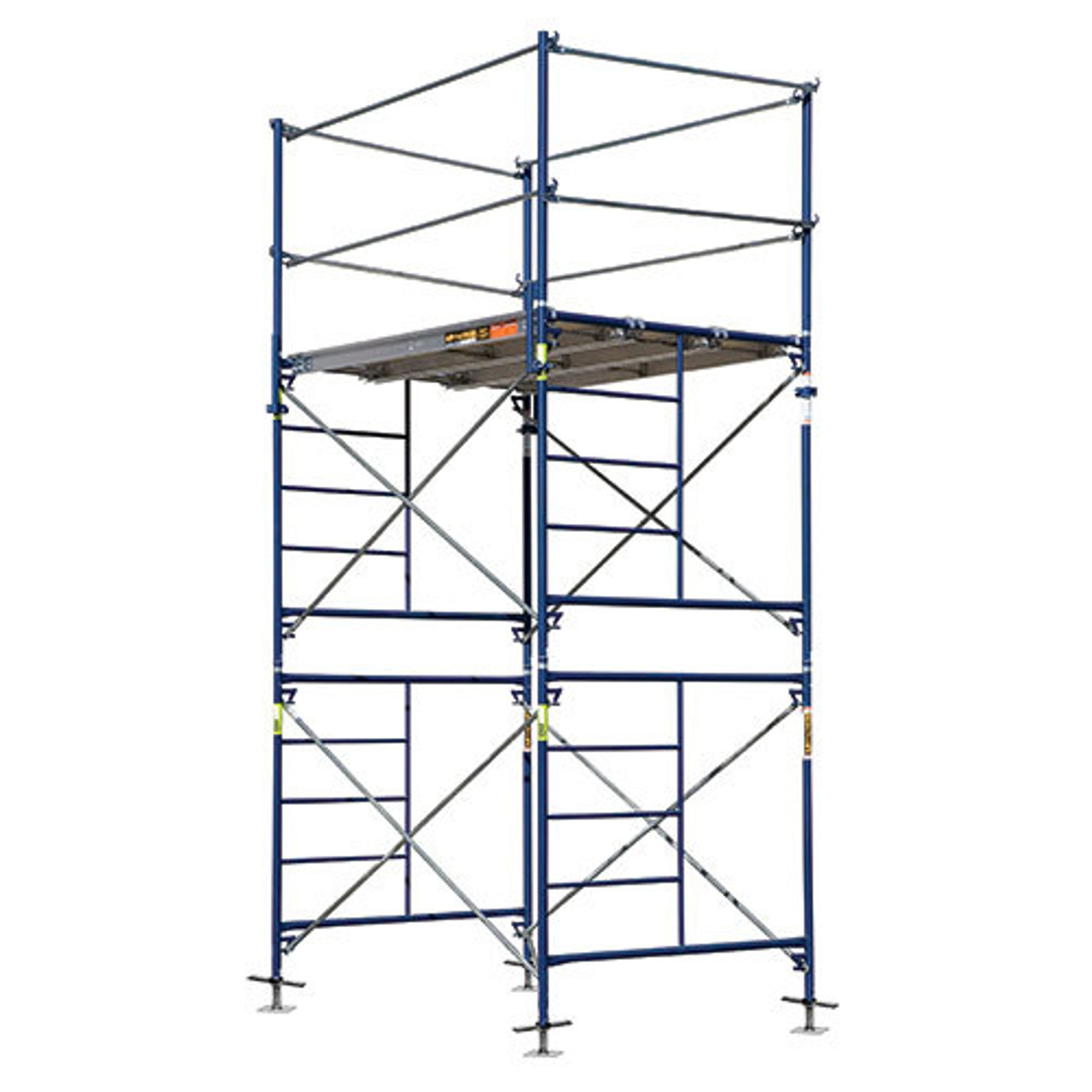 Exterior Steel Scaffold