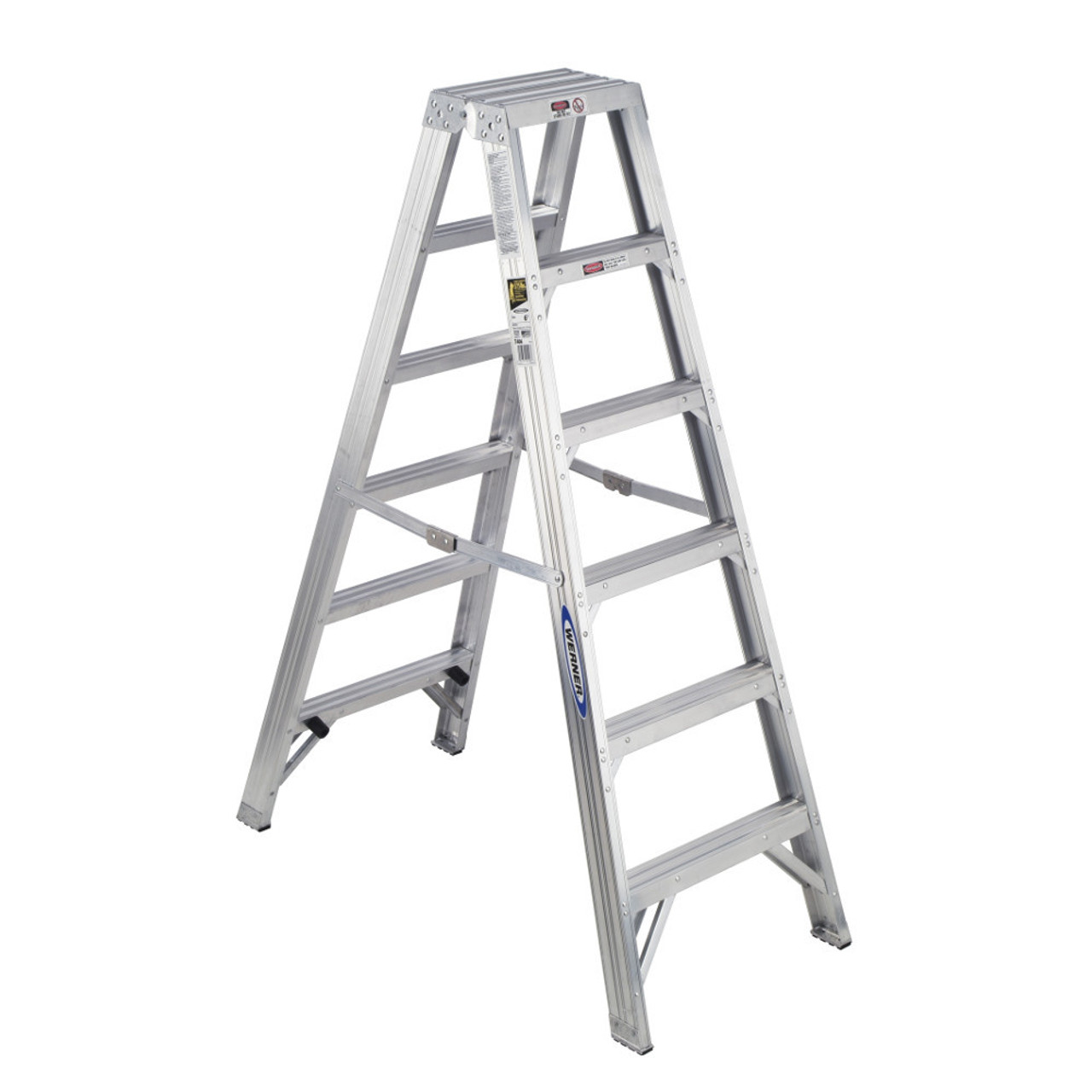 Aluminum Twin Sided Stepladders