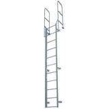 Cotterman-FW Series Fixed Ladders w/ Walk-thru