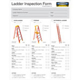 Ladder Inspection Video & Form