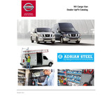 Mercedes Sprinter UpFit Catalog