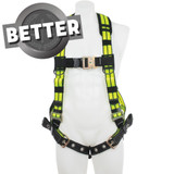 Blue Armor Hi-Vis Harnesses