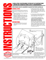 > Alum-A-Pole Pump Jack Information
