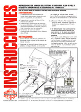 > Alum-A-Pole Spanish Pump Jack Setup Instructions