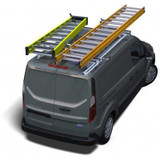 Transit Connect - XLT Ladder Racks