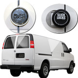 GMC Savana - Ext WB | Accessories