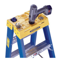 Werner T6000 Series Twin Sided Stepladder 250 lb Rated