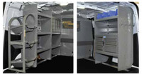 Adrian Steel 5217 HVAC Package - Ford Transit Connect LWB