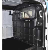 Adrian Steel Company #PARFTL Composite Partition w/window | Ford Transit, Low Roof