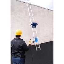 Safety Hoist Platform Hoist 28 ft  w/ Electric Engine - 500