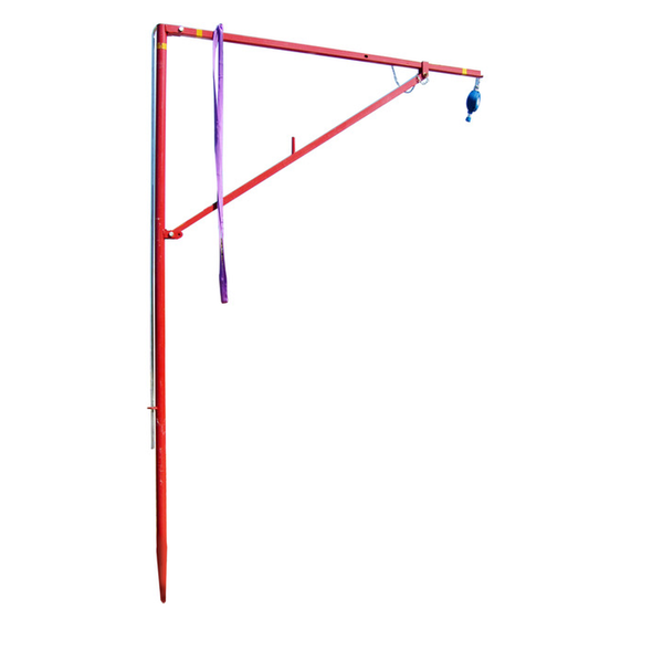 TranzSporter 13891 Inverted L Fall Arrest Overhead 14ft-3in x 8ft-2in