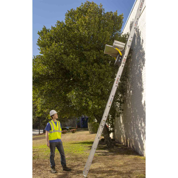TranzSporter 40650 TranzVolt  250lb. / 28ft. Cordless Ladder Hoist