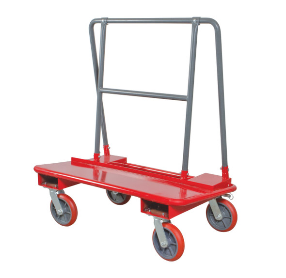 MetalTech I-BMD3131R Wall Hauler Series 3000 Drywall Cart - Welded