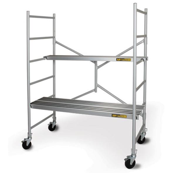 MetalTech I-CAIRC ALU Series 6′ Aluminum Scaffold | 700 lb. Capacity
