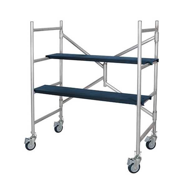 MetalTech I-IMAC ALU Series 4′ Aluminum Scaffold | 600 lb. Capacity
