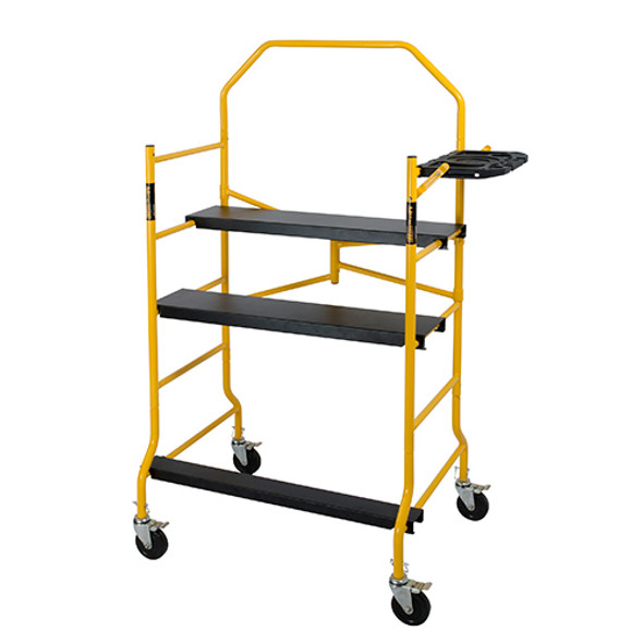 MetalTech I-IMIS JOBSITE Series 5' Scaffold   900 lb. Capacity