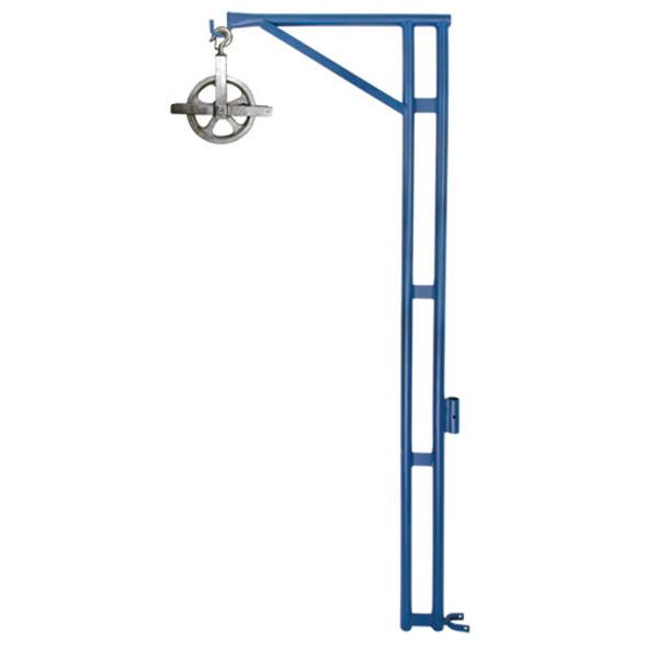 MetalTech M-MHAP Hoist Post & Gin Block Pulley Kit