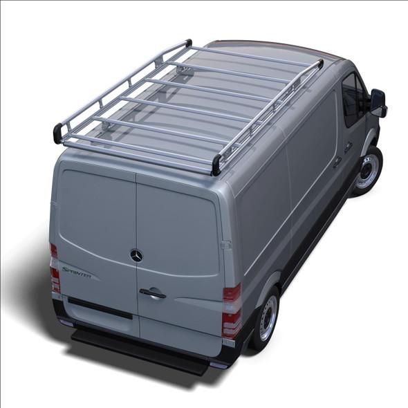Prime Design AR1930 Prime Design AluRack / Sprinter 170″ WB High Roof