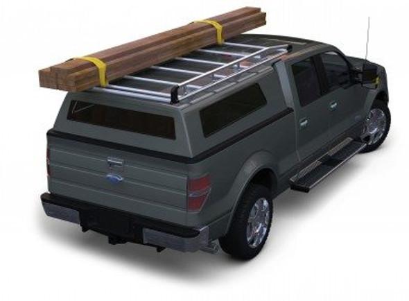 Prime Design AR1205-S Prime Design AluRack / Ford F150 Pickup 6.5' Cap