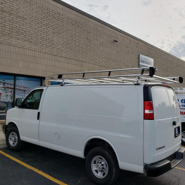 Prime Design AR1303-S Prime Design AluRack / GM Full Size Vans