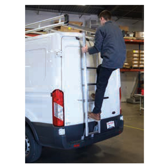 """Prime Design Roof Ladder AAL-8011 Ford Transit Roof 