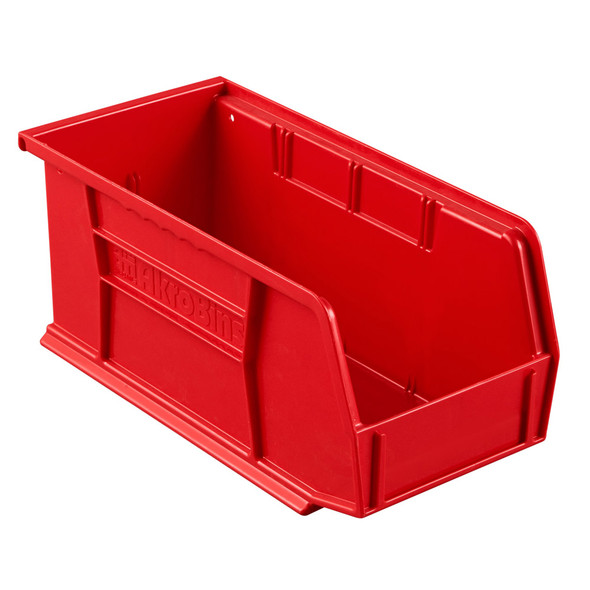 Weather Guard Model 9858-7-01 REDZONE Small 6 Bin Set 13 in