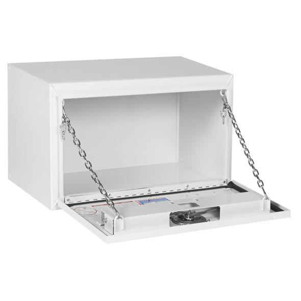 Weather Guard Model 530-X-02 Underbed Box, Steel, Standard, 5.6 cu ft