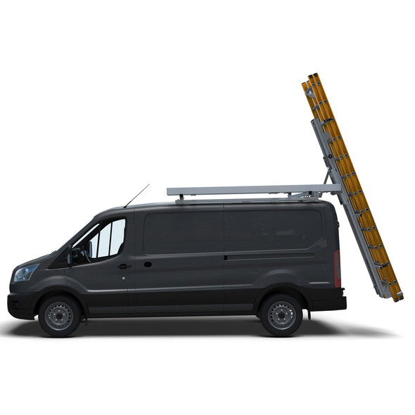 Prime Design DPS-800X DeployPro™ Rear Drop-Down Ladder Rack