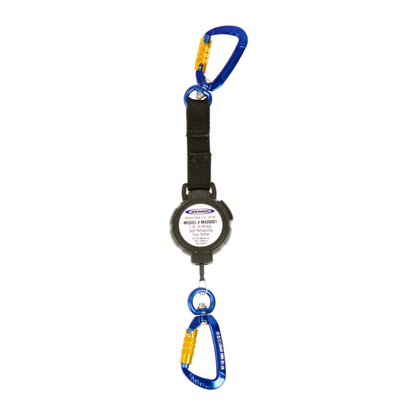 Werner M430001 1lb. Self Retracting Tool Tether