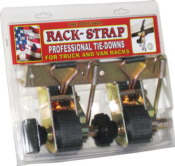 Rack Strap RS1-K8J-C / 2 Pack, RS1, Right Angle Mount w/Mounting Bolts